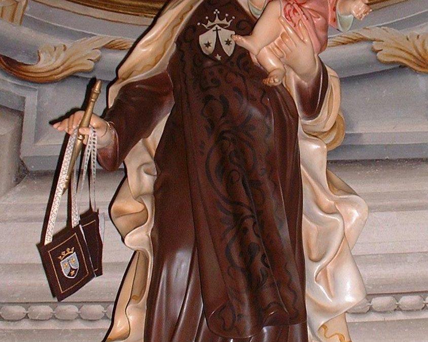 Triduo alla Madonna del Carmelo: terzo giorno